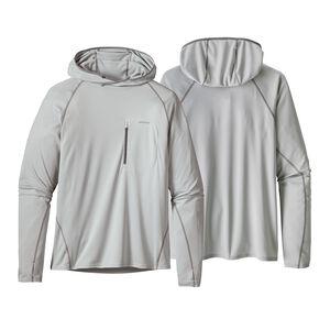 メンズ・サンシェード・テクニカル・フーディ, Tailored Grey (TGY)