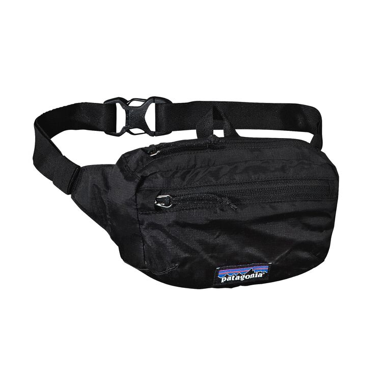 LW TRAVEL MINI HIP PACK, Black (BLK)