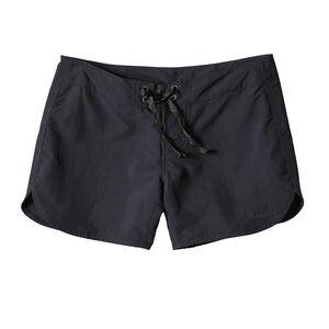 ウィメンズ・ウェーブフェアラー・ボード・ショーツ(股下13cm), Black (BLK)