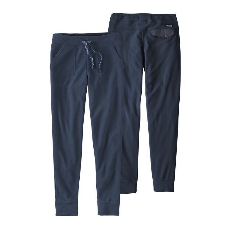 W'S SNAP-T PANTS, Navy Blue (NVYB)