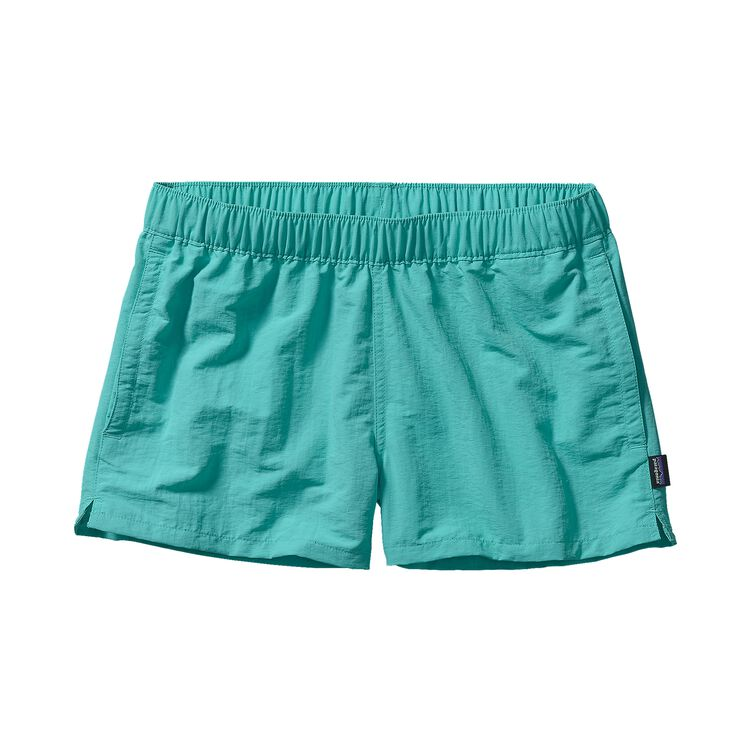W'S BARELY BAGGIES SHORTS, Howling Turquoise (HWLT)