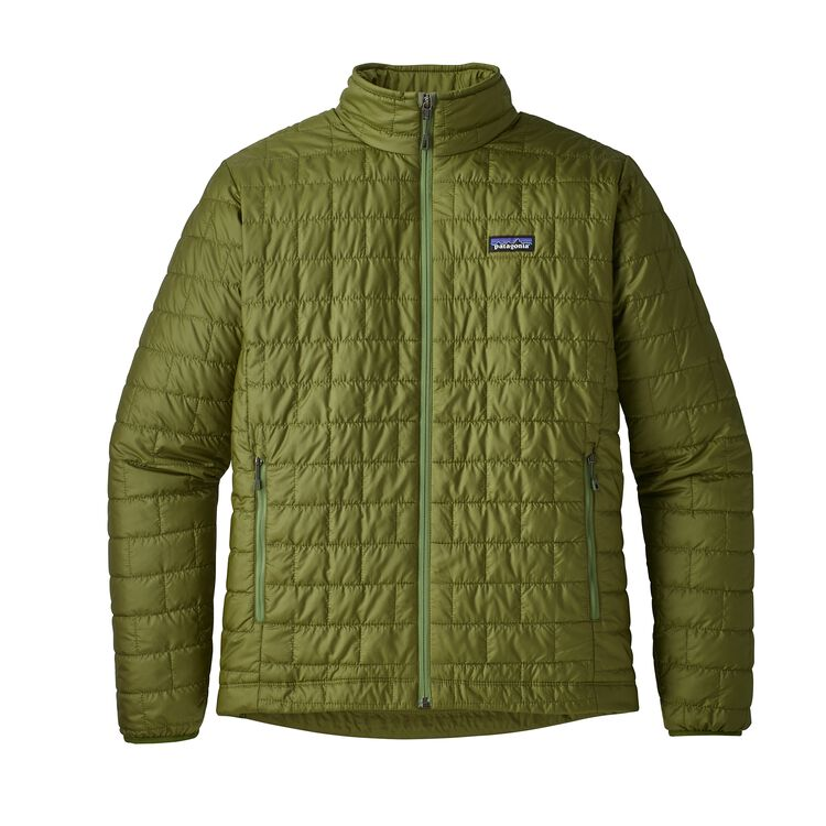 M'S NANO PUFF JKT, Sprouted Green (SPTG)