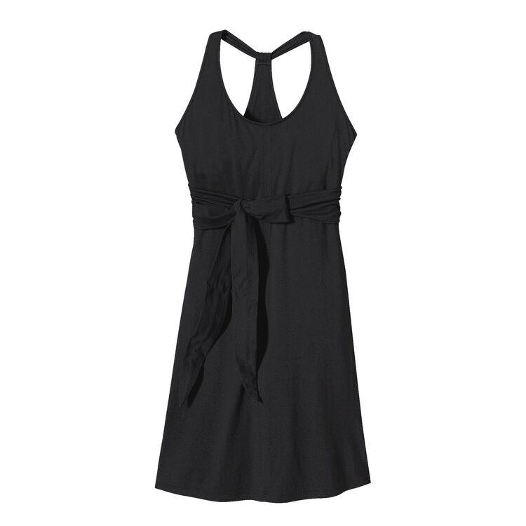 ウィメンズ・キアワ・アイランド・ドレス, Black (BLK-155)