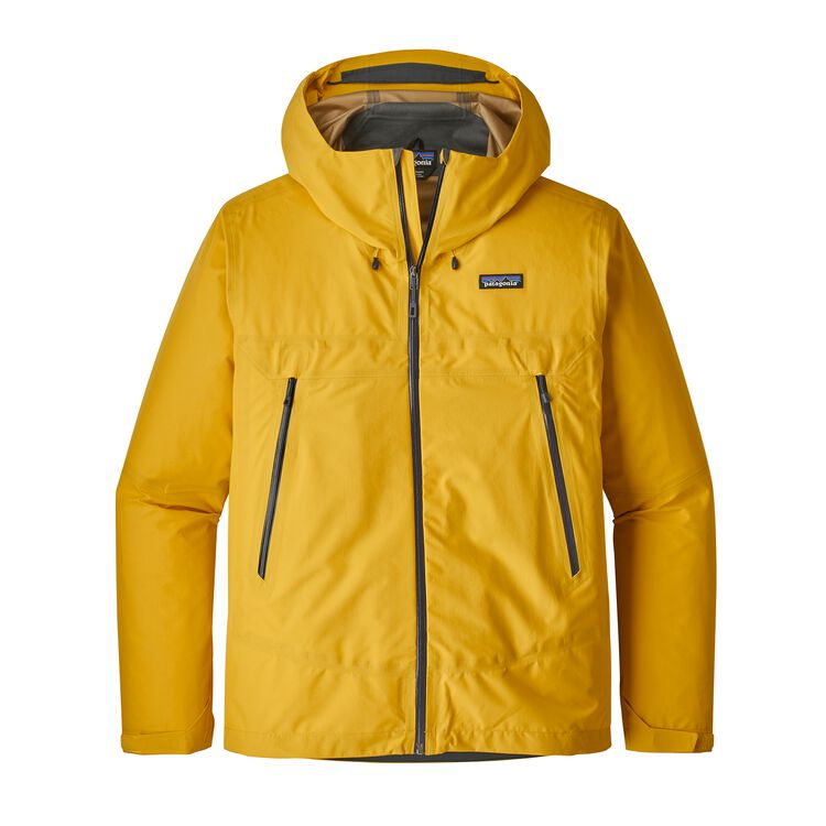 M'S CLOUD RIDGE JKT, Rugby Yellow (RGBY)