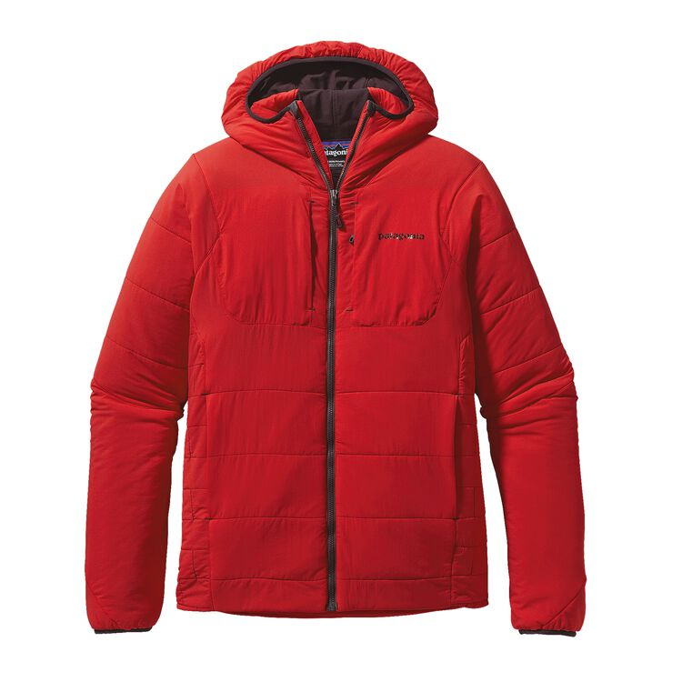 M'S NANO-AIR HOODY, French Red (FRR)