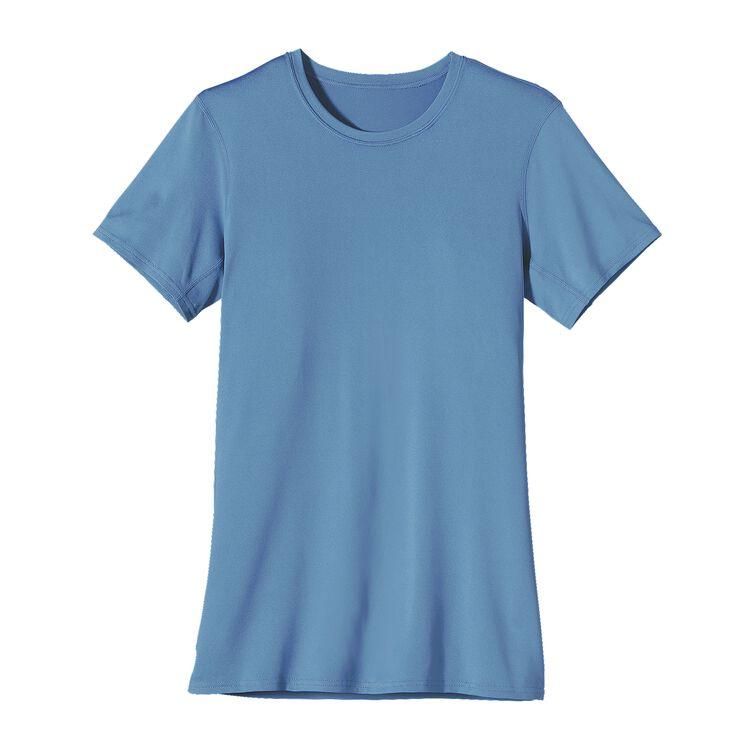 W'S CAP TEAM T-SHIRT, Marina Blue (MAR)