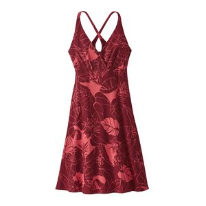 W's Amber Dawn Dress, Valley Flora: Static Red (VFSR)