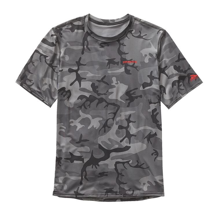 M'S R0 SUN TEE, Forest Camo: Forge Grey (FCFG)