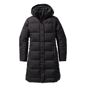W'S DOWN WITH IT PARKA, Black (BLK)