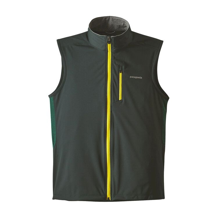 M'S WIND SHIELD VEST, Carbon (CAN)