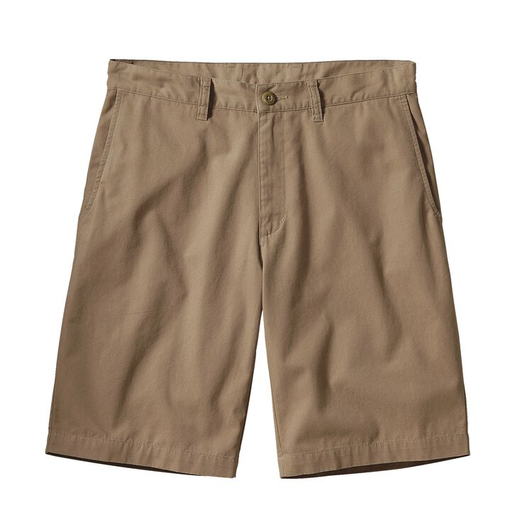 M'S ALL-WEAR SHORTS - 10 IN., Ash Tan (ASHT)