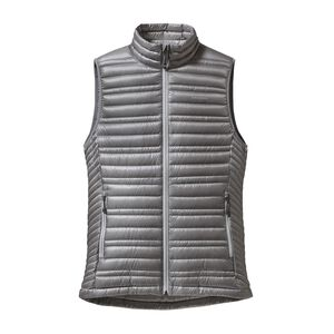 W's Ultralight Down Vest, Feather Grey (FEA)