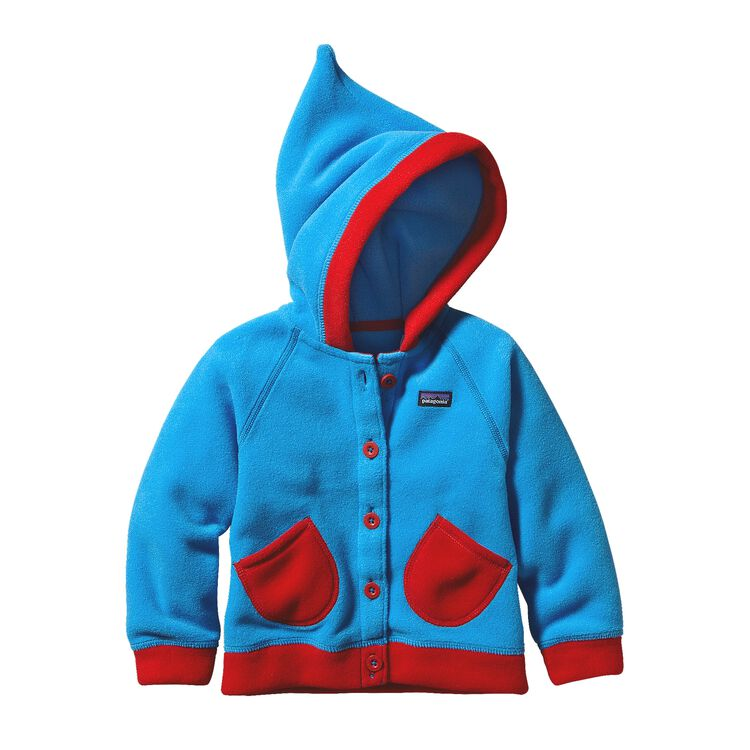 BABY SWIRLY TOP JKT, Electron Blue (ECTB)