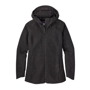 W's Recycled Wool Jacket, Forge Grey (FGE)