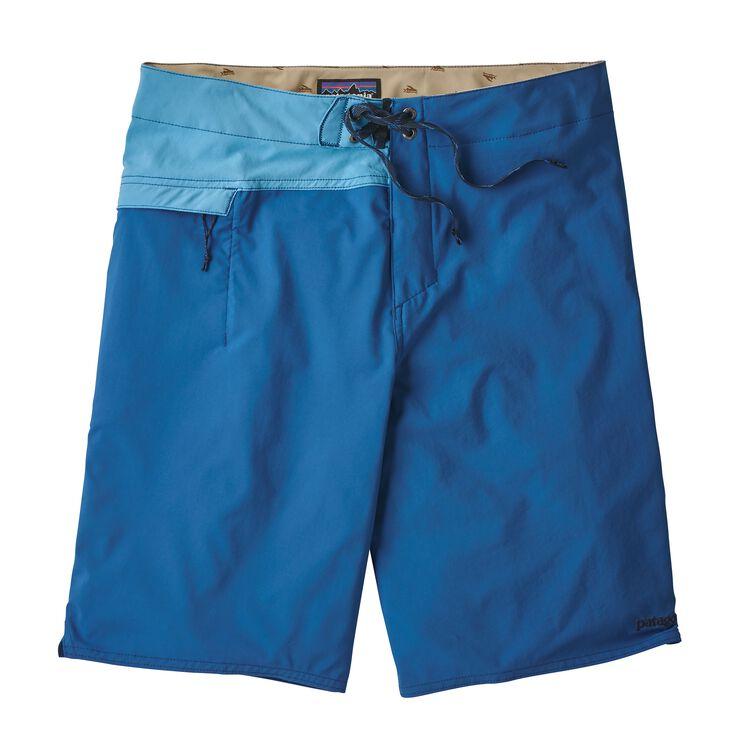 メンズ・ストレッチ・ハイドロ・プレーニング・ボードショーツ(53cm), Superior Blue (SPRB)