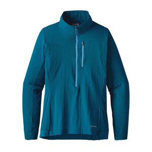 W's Airshed Pullover, Big Sur Blue (BSRB)