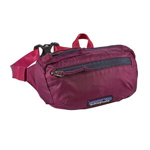 Lightweight Travel Mini Hip Pack, Magenta (MAG)