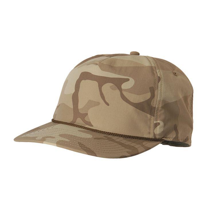 WAVEFARER CAP, Forest Camo: El Cap Khaki (FCPK)