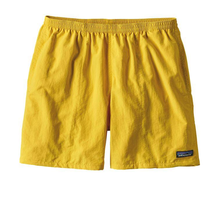 メンズ・バギーズ・ショーツ(股下13cm), Chromatic Yellow (CYL)