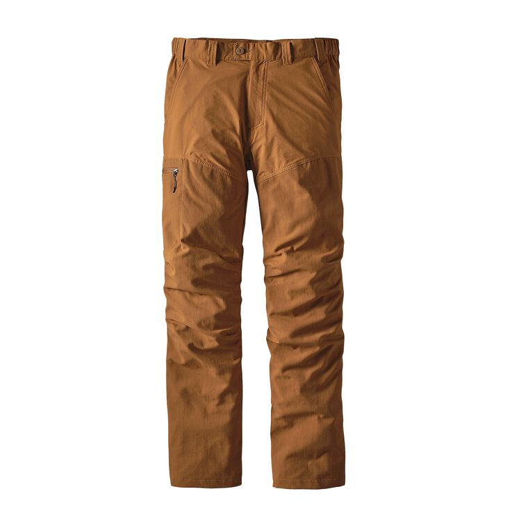 FIELD PANTS, Bear Brown (BRBN)