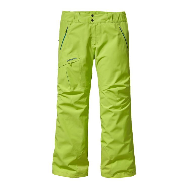 M'S POWDER BOWL PANTS, Peppergrass Green (PSS)