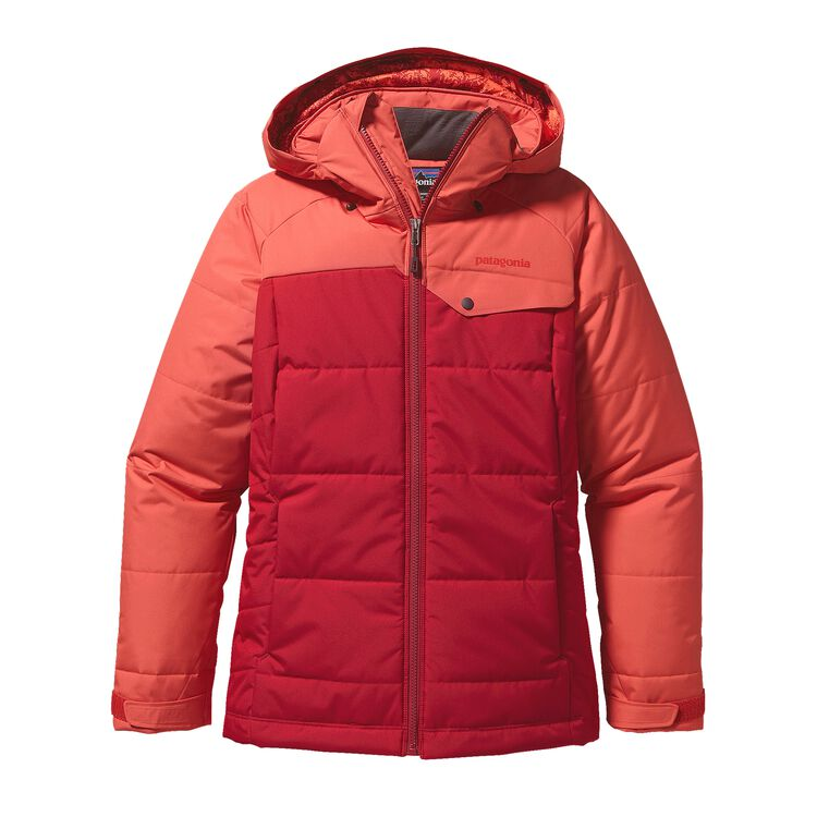 W'S RUBICON JKT, Sumac Red (SUMR)