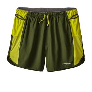 "M's Strider Pro Running Shorts - 5"", Glades Green (GLDG)"
