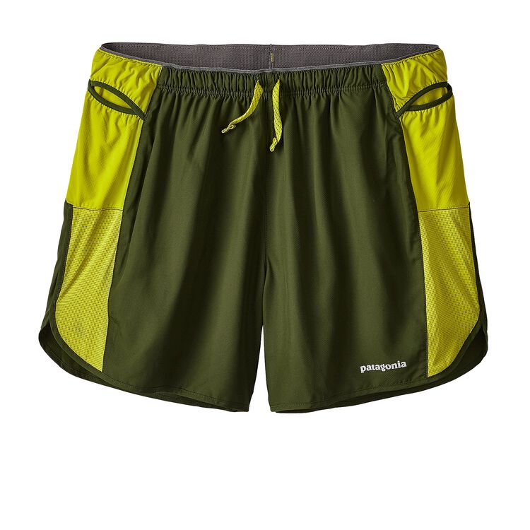 M'S STRIDER PRO SHORTS - 5 IN., Glades Green (GLDG)