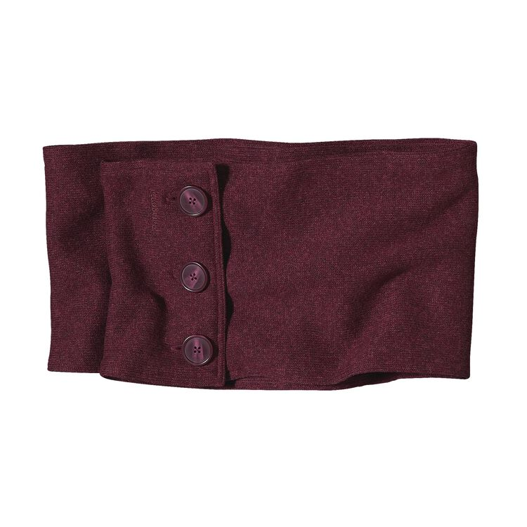 W'S BETTER SWEATER SCARF, Oxblood Red (OXRD)