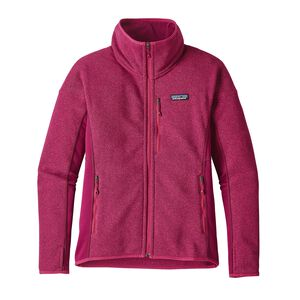W's Performance Better Sweater™ Fleece Jacket, Magenta (MAG)