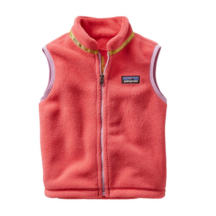 BABY SYNCH VEST, Indy Pink (IDYP)