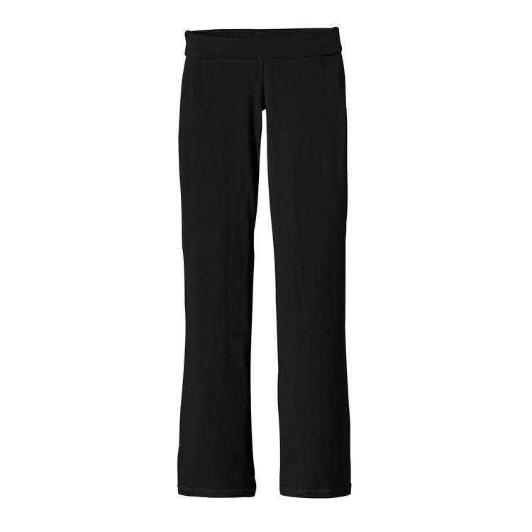 W'S SERENITY PANTS - REG, Black (BLK)