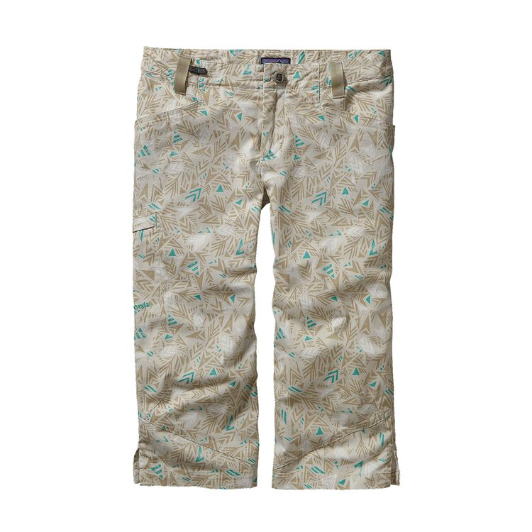 W'S VENGA ROCK CAPRIS, Quiver & Quill: Howling Turquoise (QLHT)