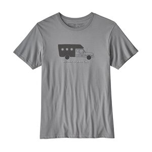 M's Repair Is Radical Organic Cotton T-Shirt, Feather Grey (FEA)