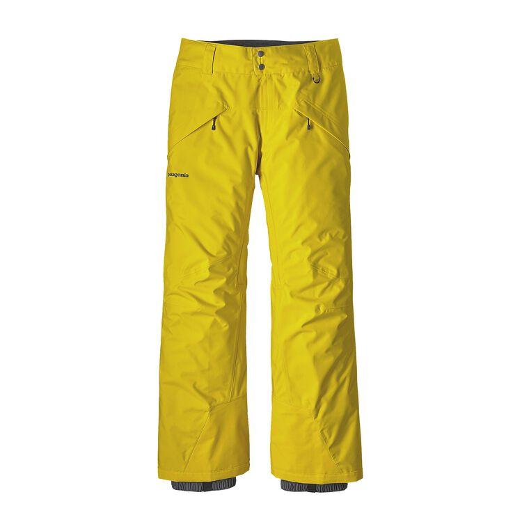 メンズ・スノーショット・パンツ(レギュラー), Yosemite Yellow (YSMY)