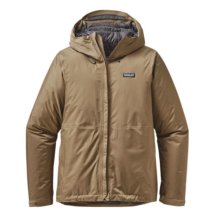 M'S INSULATED TORRENTSHELL JKT, Ash Tan (ASHT)