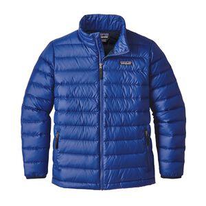 ボーイズ・ダウン・セーター, Viking Blue (VIK)