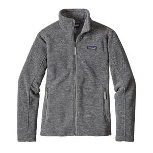 W's Classic Synchilla® Fleece Jacket, Nickel (NKL)