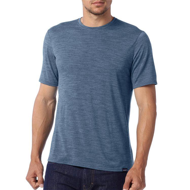 メンズ・メリノ・デイリー・Tシャツ,