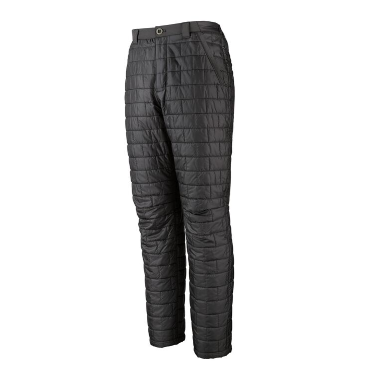 M'S NANO PUFF PANTS, Forge Grey (FGE)
