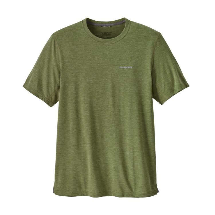 M'S S/S NINE TRAILS SHIRT, Sprouted Green (SPTG)