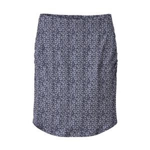 W's Ribbon Falls Skirt, Batik Hex Small: Dolomite Blue (BATD)