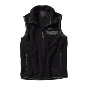 M'S LW SYNCH SNAP-T VEST, Black w/Forge Grey (BFO)