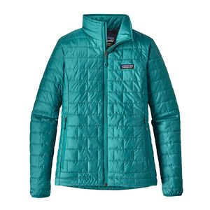 W's Nano Puff® Jacket, Elwha Blue (ELWB)