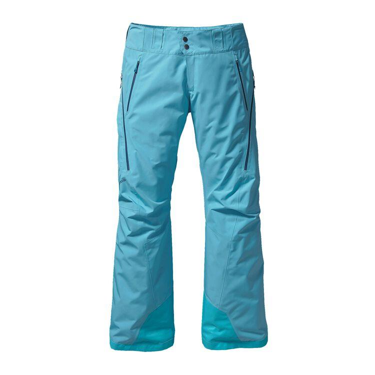 W'S POWDER BOWL PANTS - REG, Ultramarine (ULT)