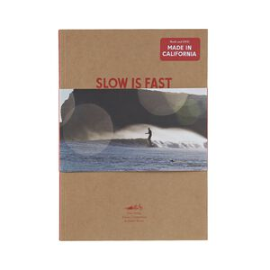 Slow Is Fast: On the Road at Home by Dan Malloy, Kanoa Zimmerman and Kellen Keene (Patagonia Books® paperback book and DVD), multi (multi-000)