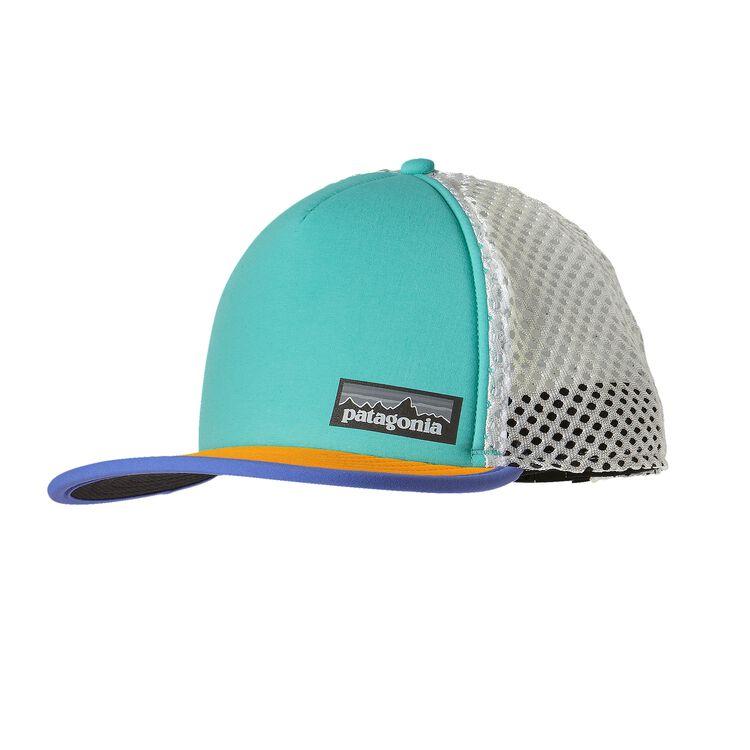 DUCKBILL TRUCKER HAT, Howling Turquoise (HWLT)