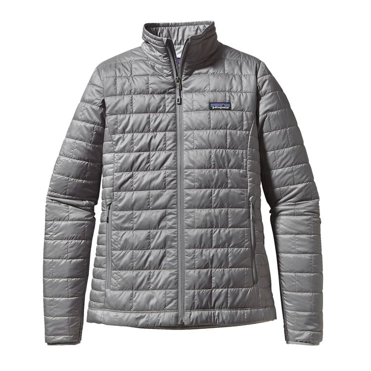 W'S NANO PUFF JKT, Feather Grey (FEA)