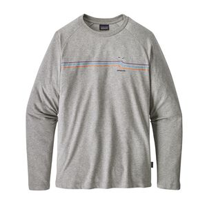 M's Tide Ride Lightweight Crew Sweatshirt, Feather Grey (FEA)