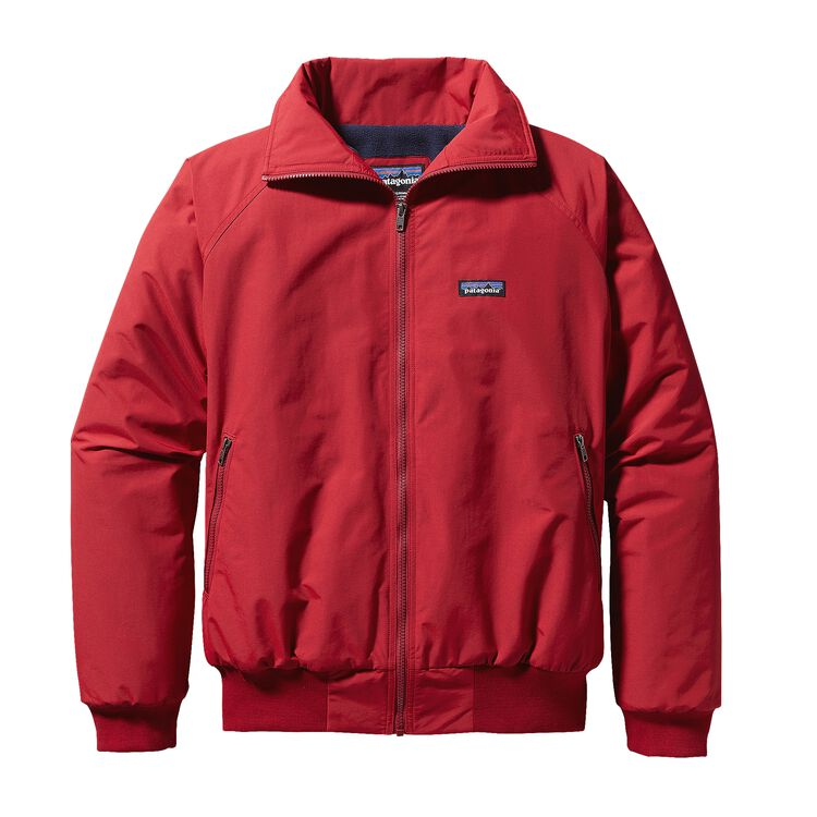 M'S SHELLED SYNCH JKT, Classic Red (CSRD)